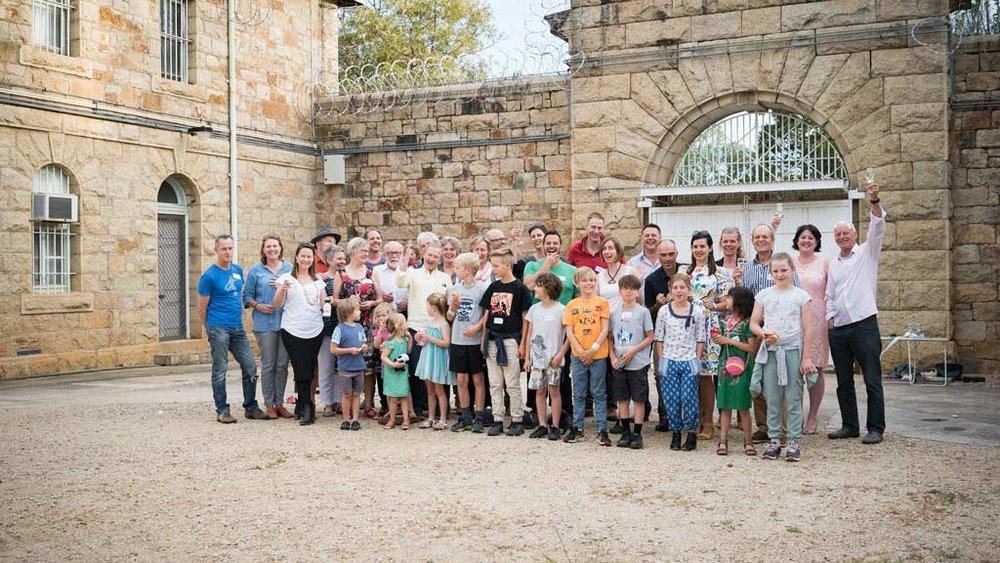 Old-Beechworth-Gaol-Community