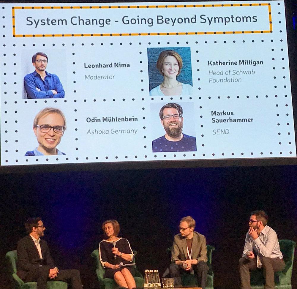 Social Innovation Summit 2018 in Stuttgart