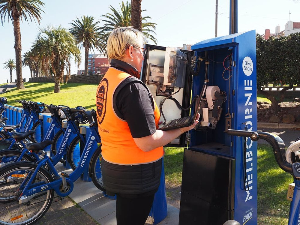 Bike-share-social-enterprise