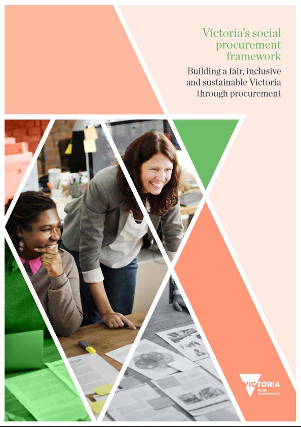 Victorias-social-procurement-framework
