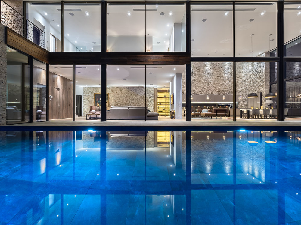 """Glass Mansion II, <span STYLE=""""font-weight: normal"""">2018</span>"""
