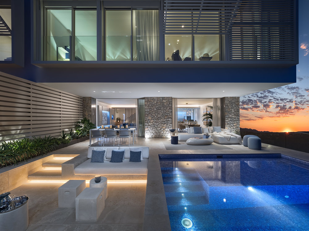 """New Folies Show Villa III, <span STYLE=""""font-weight: normal"""">2018</span>"""