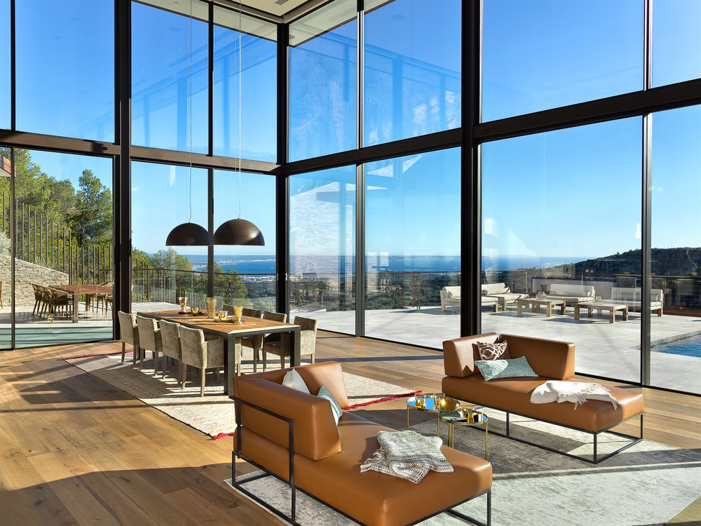 """Glass Mansion VII, <span STYLE=""""font-weight: normal"""">2018</span>"""