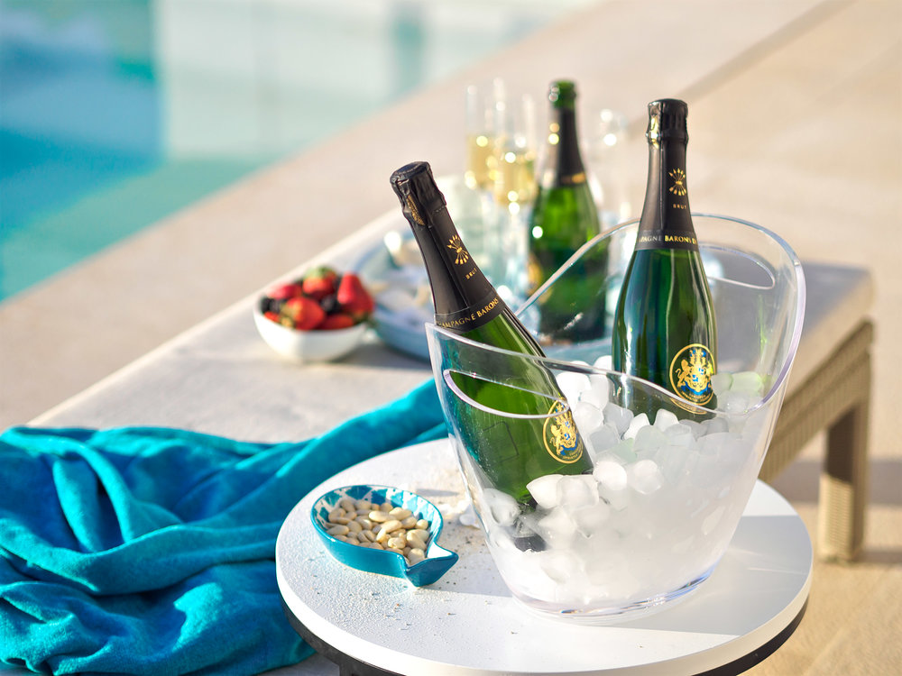 """Lifestyle & Champagne V, <span STYLE=""""font-weight: normal"""">2017</span>"""