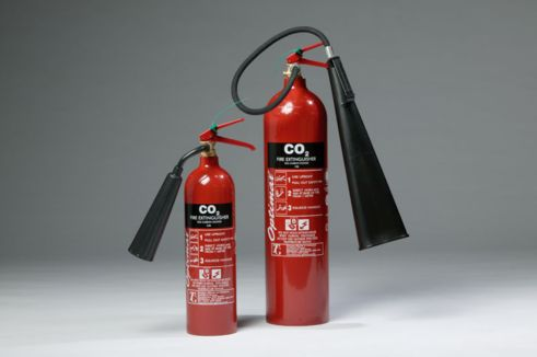 Fire Extinguisher Services & Supply