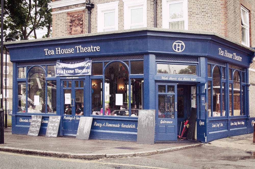 Tea House Theatre - 01