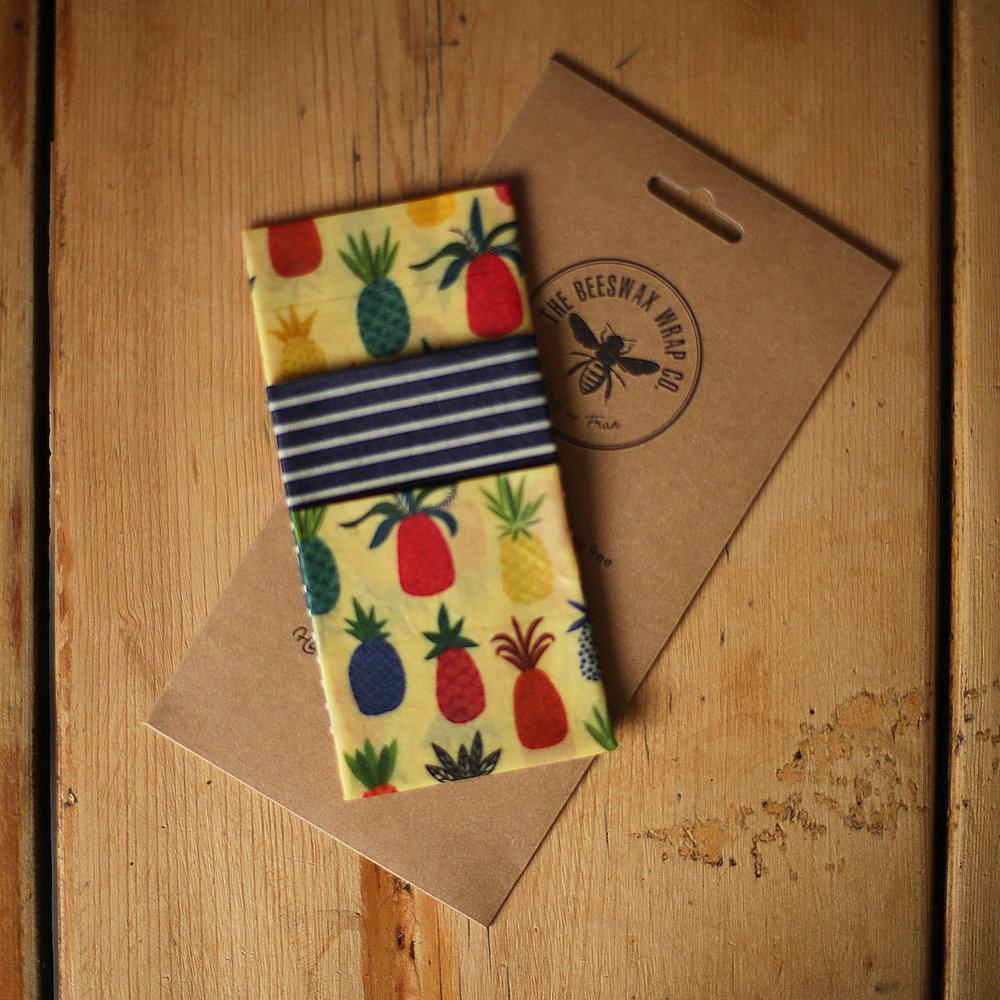Beeswax Wrap Pineapple Medium low res.jpg