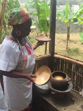 Learn authentic caribbean cooking