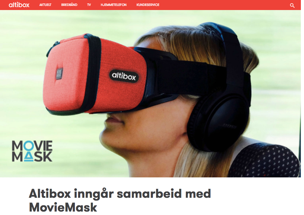 Altibox + MovieMask = sant
