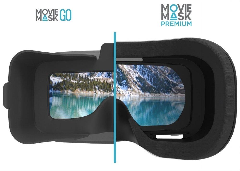 MovieMask, din bærbare kino