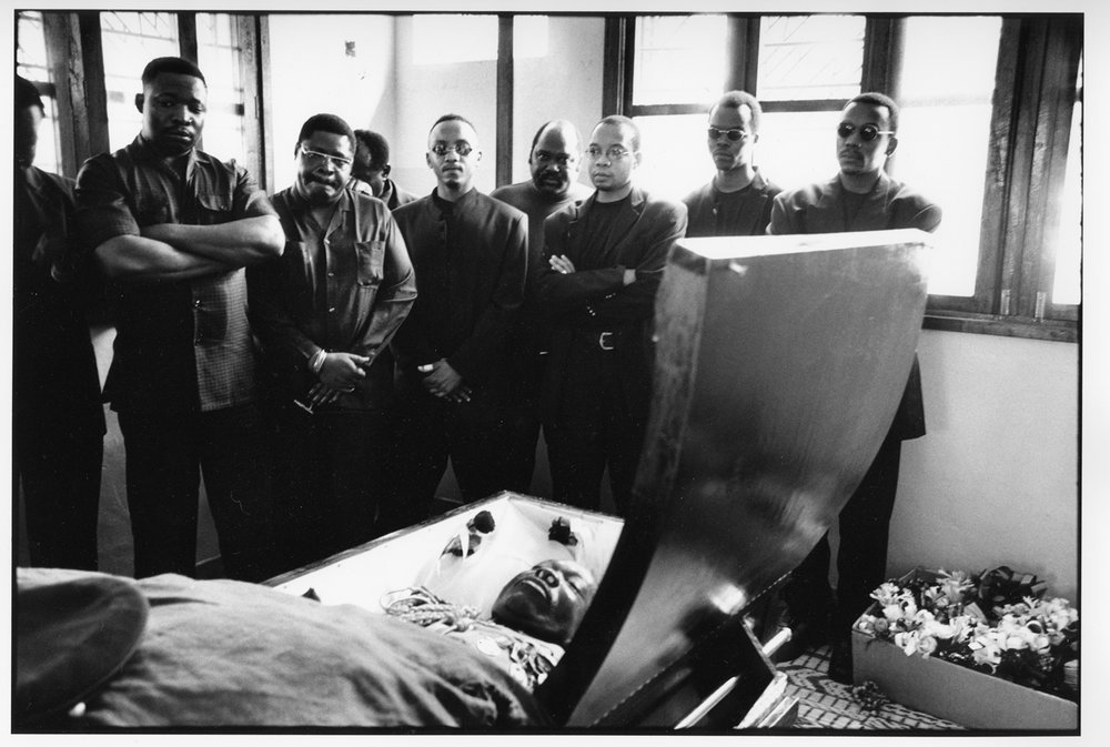 Dar Es Salaam's youth - 2001