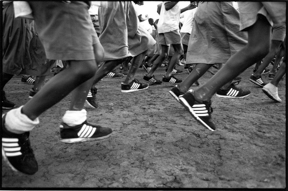 Mgeta villages, Tanzania, 1999