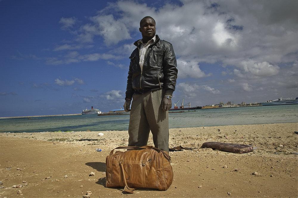 Lost in revolution, Libya, 2011