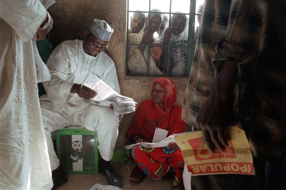 Hausa chronicles, 2003-05