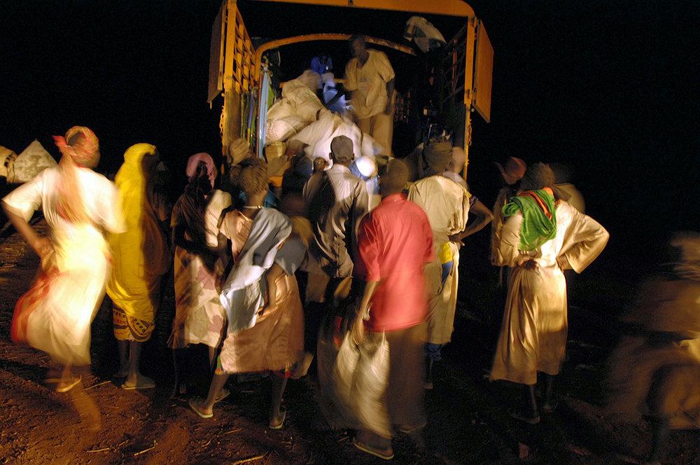 Season of returns, South Sudan 2007