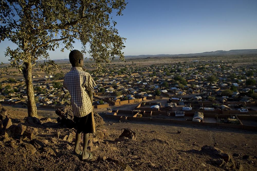 Birth of a diaspora - Chad, 2012