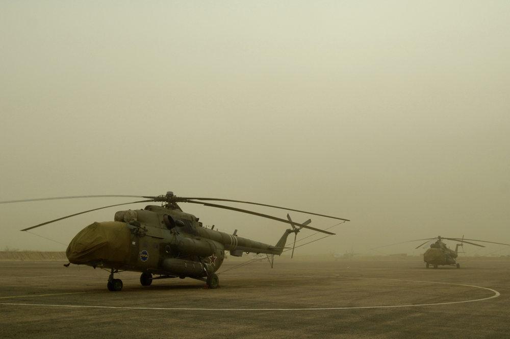 Goz Beida, East Chad uncertain haven - 2009