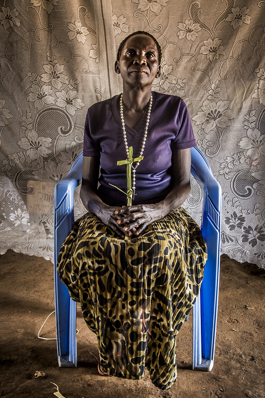 Joyce Konga, 55 ans