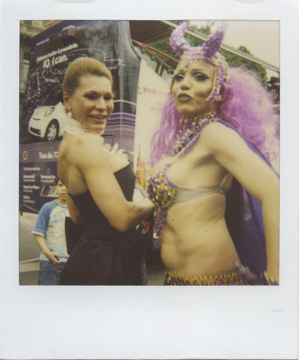 Gay pride, Milan