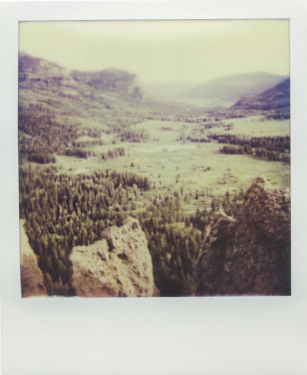 Wolf creek pass, Colorado