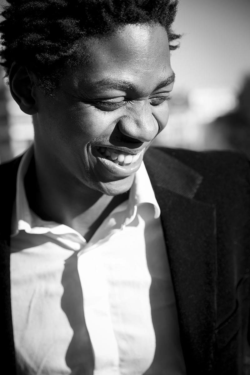 Martin Chishimba - Actor