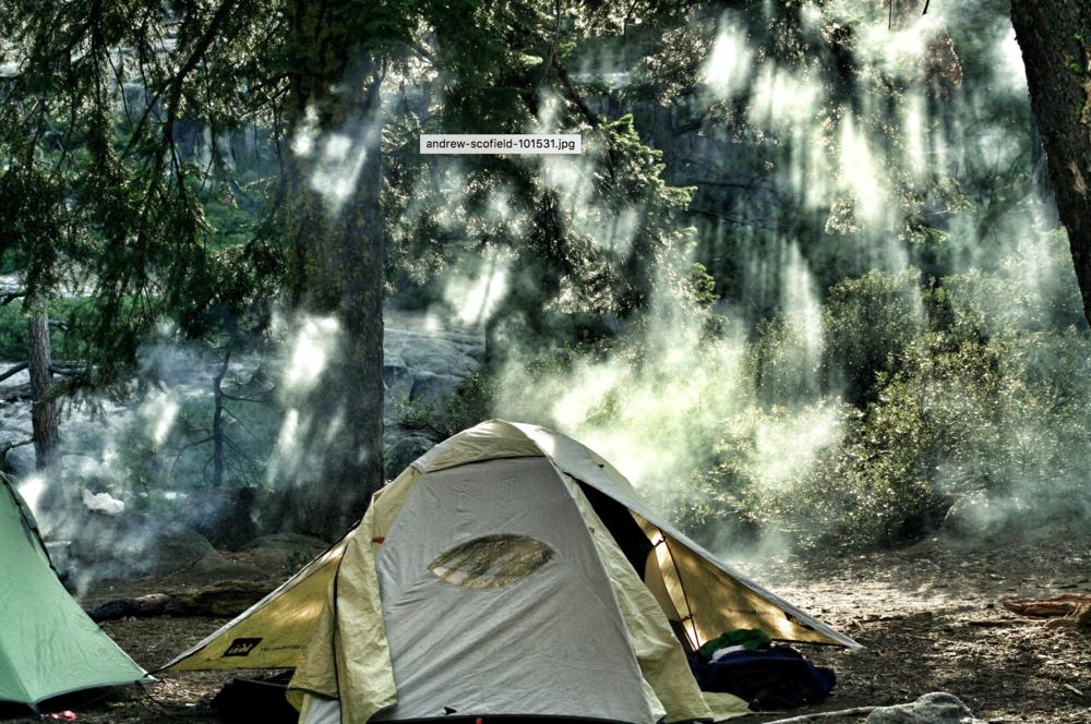 Tent Drive