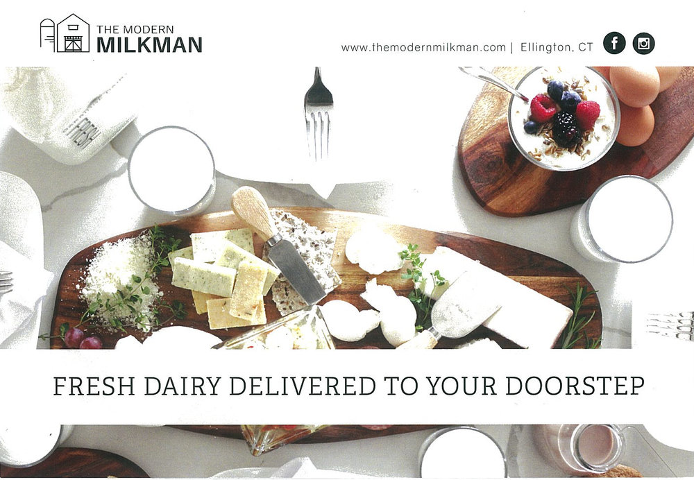 thank you to the modern milkman for supporting the HVCC food pantry    (Click picture above to visit the website)