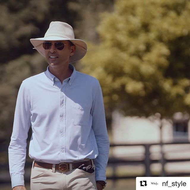 #Repost @nf_style ・・・ Heritage Farm's Episode 1 of their new documentary series is finally HERE! Head over to #nfstlyle and check out the full story exclusive on the video that provides a glimpse into the teachings of Heritage's iconic coach, Andre Dignelli. 🎥🐴 @heritagefarm Ph. @wonderkindworks http://nfstyle.com/heritage-farm-documentary-series-episode-1-exclusive/