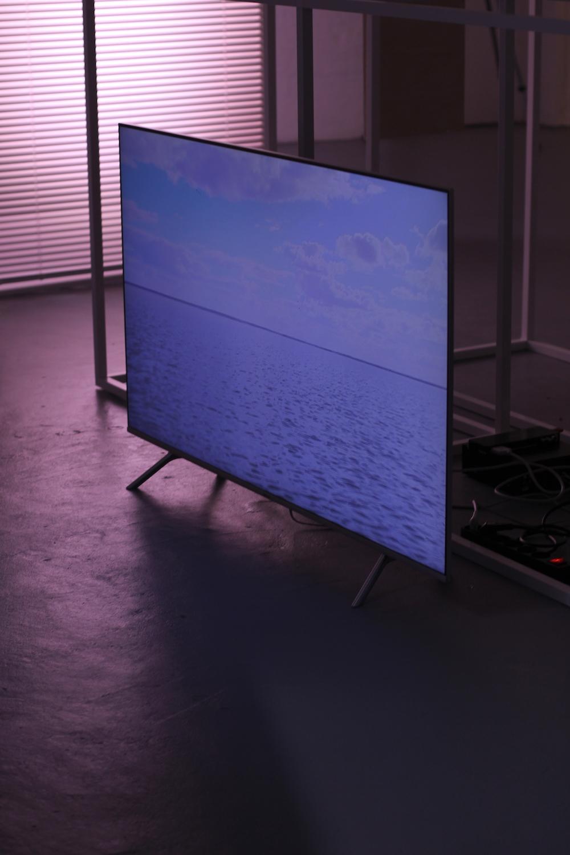 - Robyn Stuart, Breathing Room, 2012,Digital video of Kati Thanda–Lake Eyre, (1 of 4 channels)