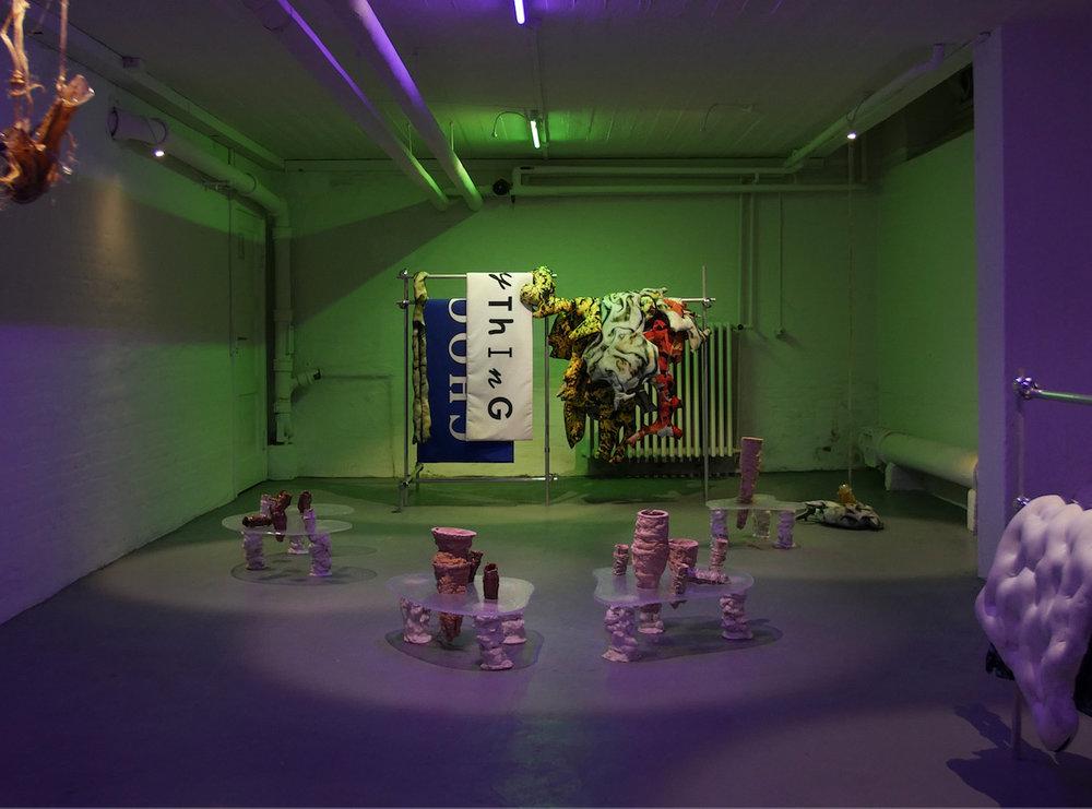 Installation view (all photographs:Carlos Fernandez-Pello