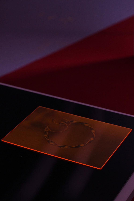 - Emelie Carlen and Emmeli Person Helio-systems21 x 30cm, inkjet print, plexiglass