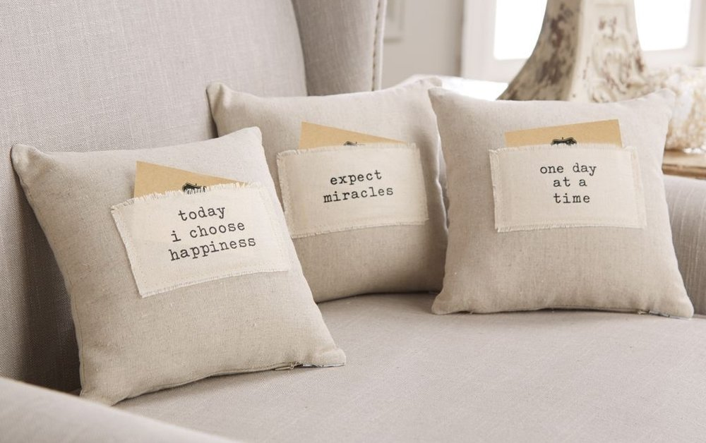 Pazitive Pocket Pillows