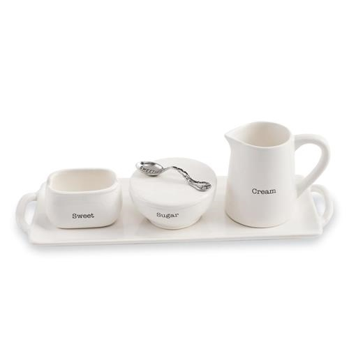 Circa Cream & Sugar Set