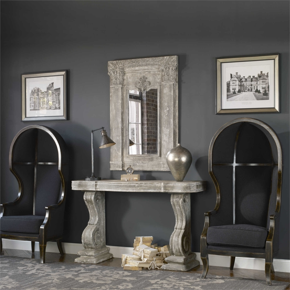 Nadira Canopy Chair
