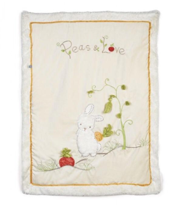 Peas & Love Quilt