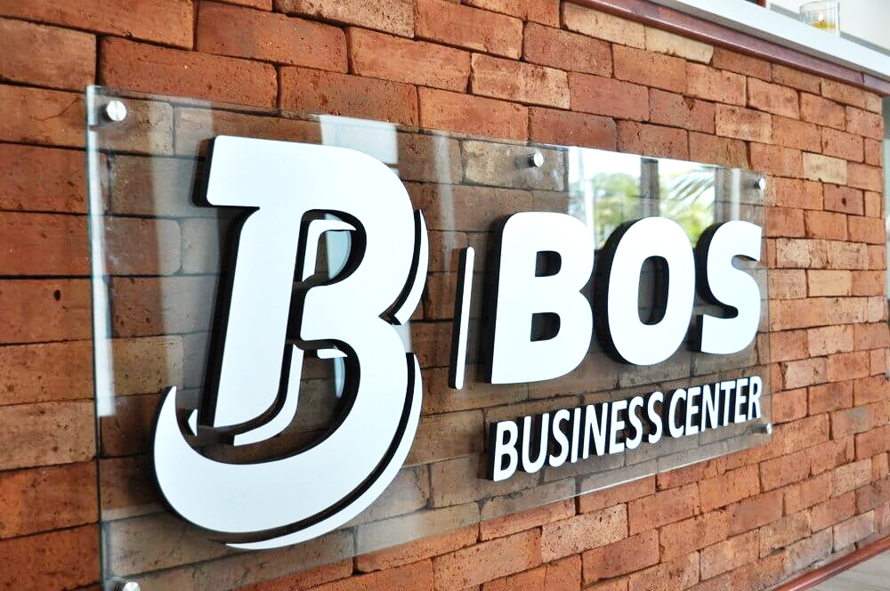 BOS Business Center Entrance