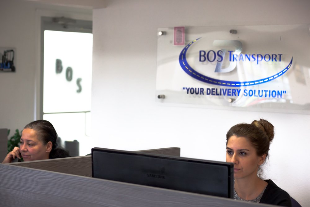 BOS Transport offices