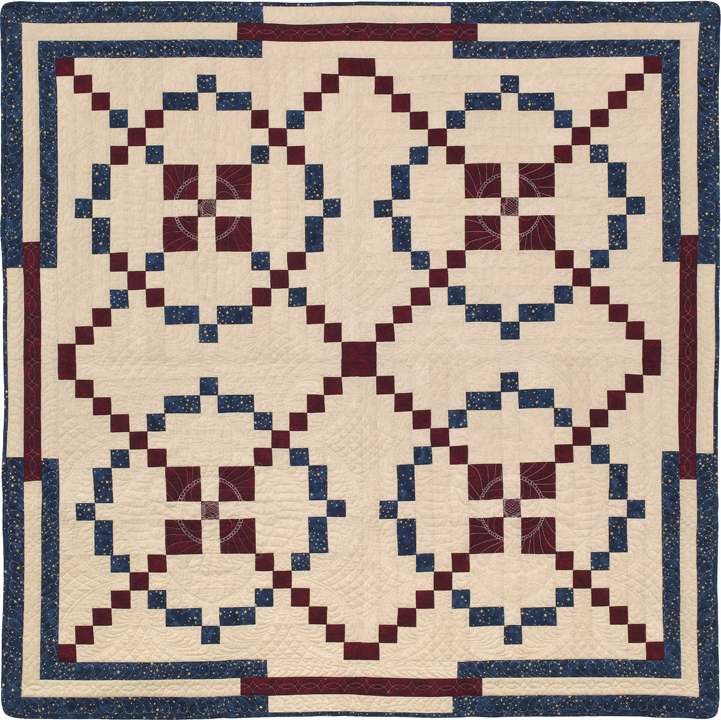 KayLynn Designs Kathryn Greenwold Burgoyne Surrounded Quilt Pattern