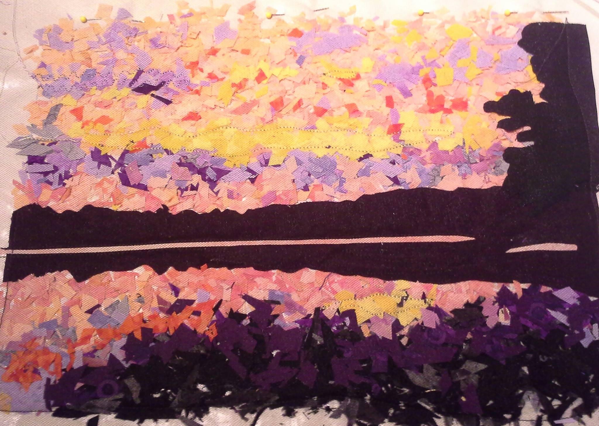 KayLynn Designs Impressionist Landscape Workshop www.kaylynndesign.com