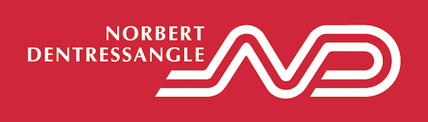Transport of delight: until its recent takeover by XPO, the free-flowing lines of the Norbert Dentressangle logo were a familiar sight on French autoroutes. Designer unknown.