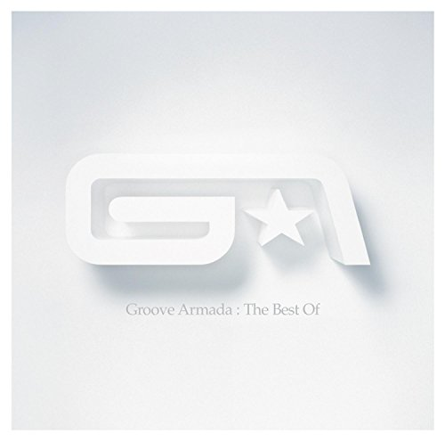 Mind the GA: 2004's 'Best of' album. Concept David Bowden, photography by Jonathan Knowles.