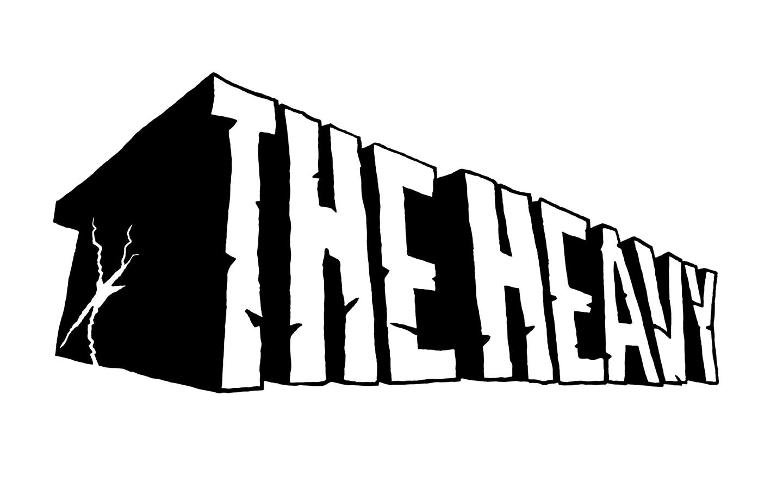 h1 the heavy bandlogojukebox