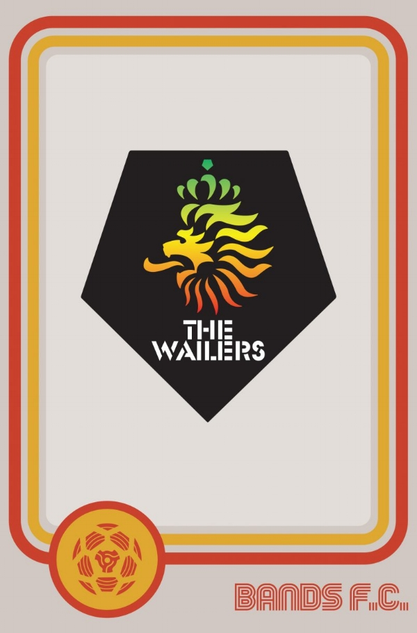 That's spliffing: what do The Wailers have in common with the Netherlands' national team?