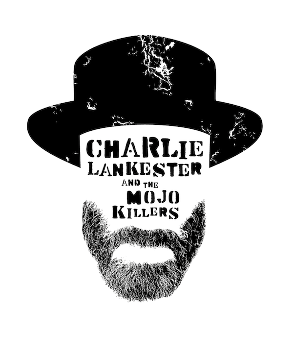 "Hair of the dog: ""With his striking hat and beard, Charlie [Lankester] was halfway to being a logo already."" ©Rian Hughes."