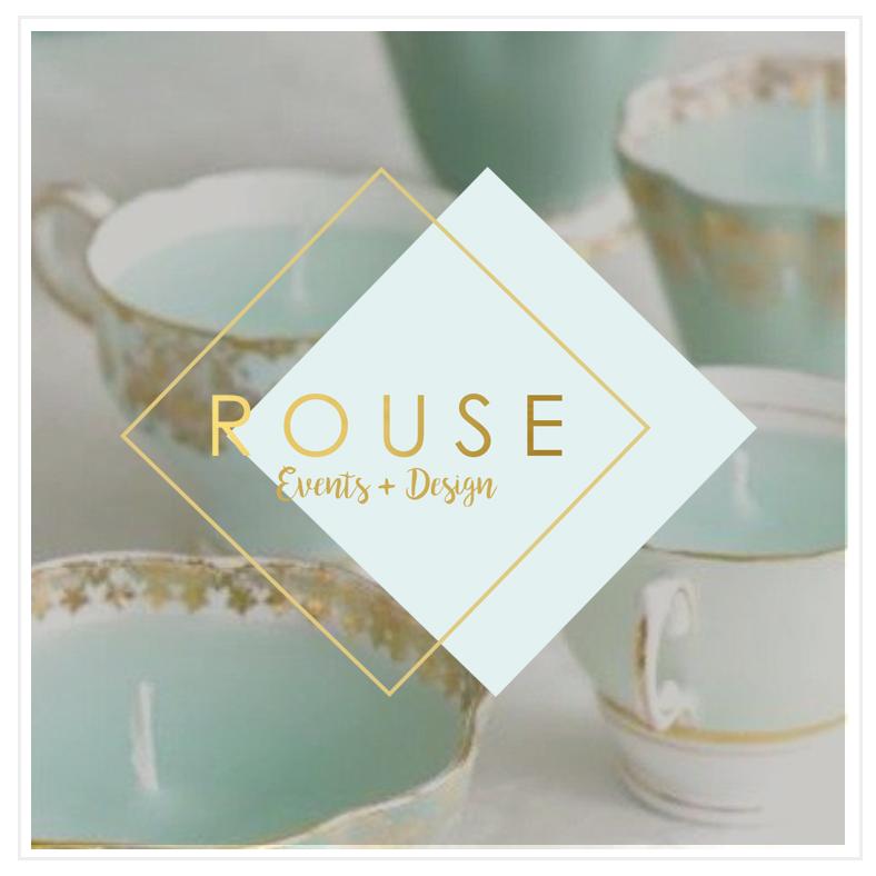 Rouse Event Planner Logo Design