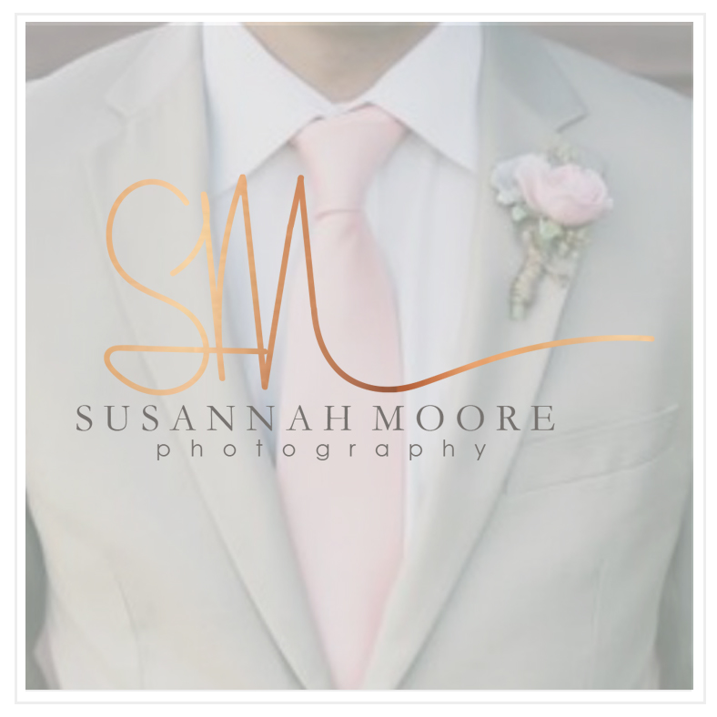Susannah Moore Photography Logo Design
