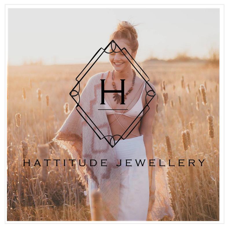 Hattitude Jewellery Logo Design