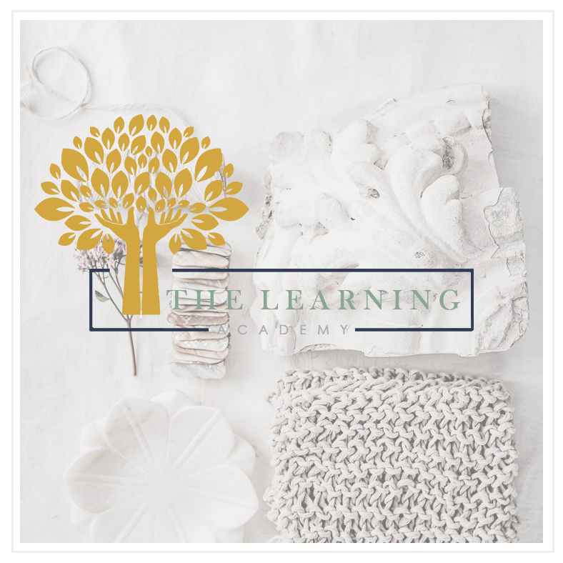 The Learning Academy Logo Design