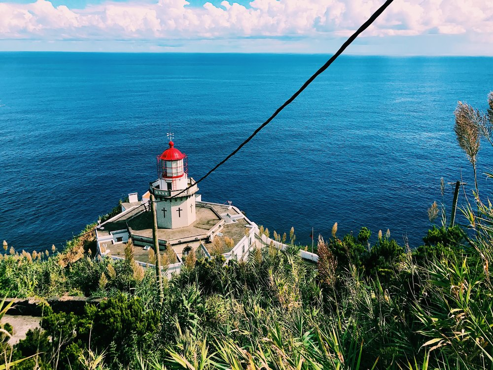 Azores Islands Itinerary Travel Tips  Sao Miguel Lighthouse Nordeste.jpg