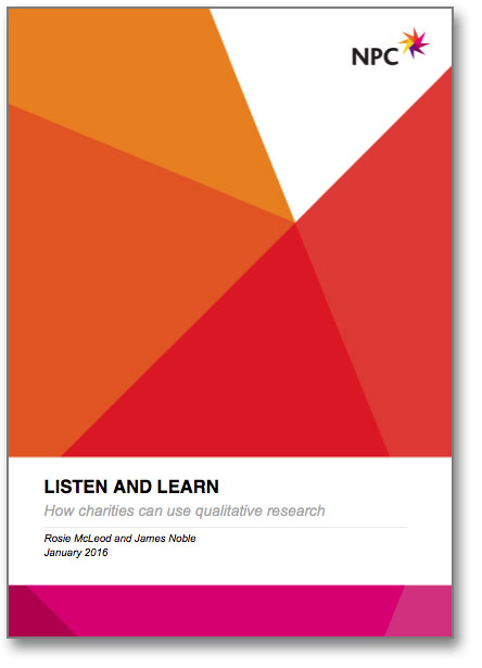 Listen & Learn Qualitative Research